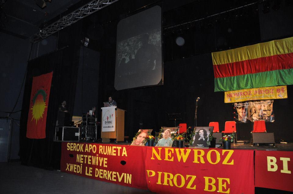 København har fejret Newroz i fest og farver