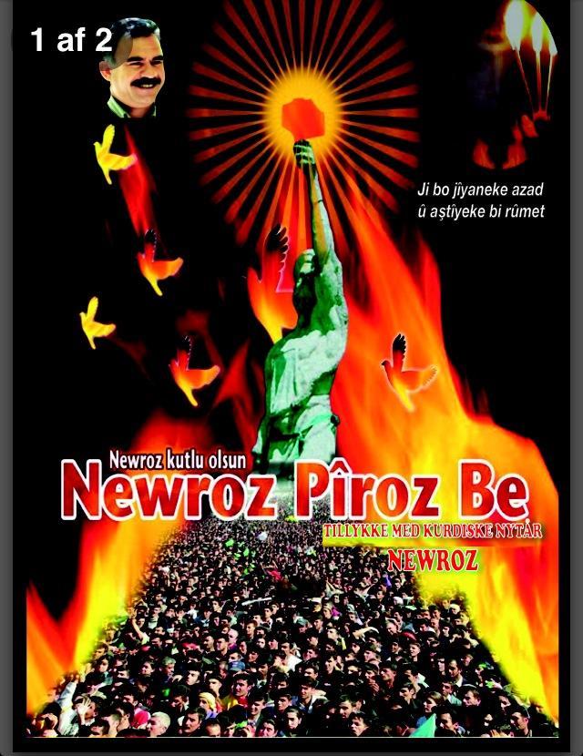 Newroz-festen i København afholdes i dag