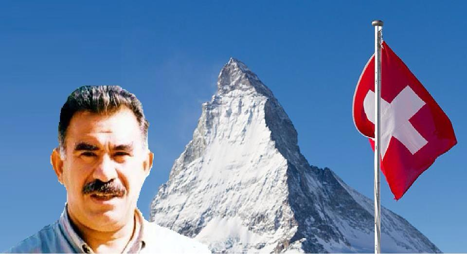 1. Maj komitéen inviterer Abdullah Öcalan til Schweiz.