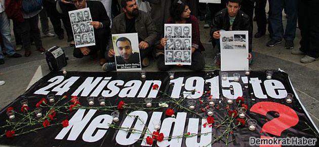 Istanbul gør klar til at minde ofrene på årsdagen for Tyrkiets folkemord på armenerne