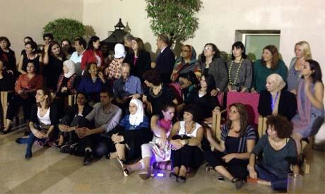 'Syrisk Kvinde Initiativ' afholdte deres første konference