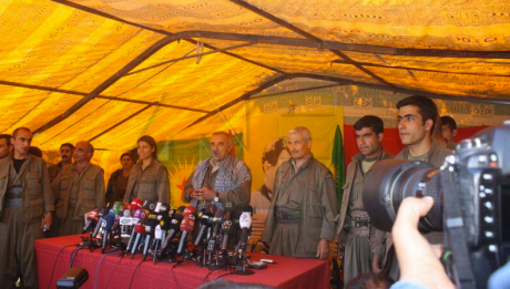 Sverige som tredje mægler i kurdisk/tyrkisk fredsforhandling?