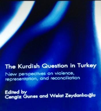 Ny bog – Det kurdiske spørgsmål i Tyrkiet: Nye perspektiver for vold, undertrykkelse og forsoning