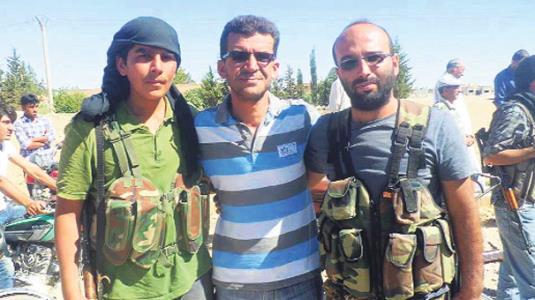 Salih Muslim: Tyrkiet støtter fortsat Jabhat al-Nusra