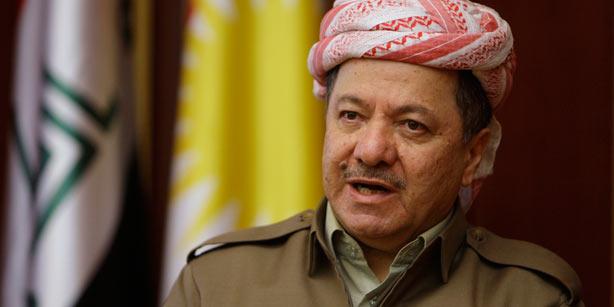 Barzani opfordrer de syriske kurdere til at blive i Vestkurdistan
