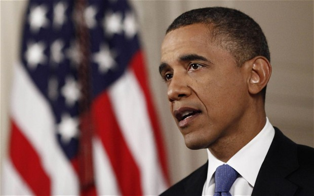 Obama sortlister ordet 'negro' fra amerikansk lov