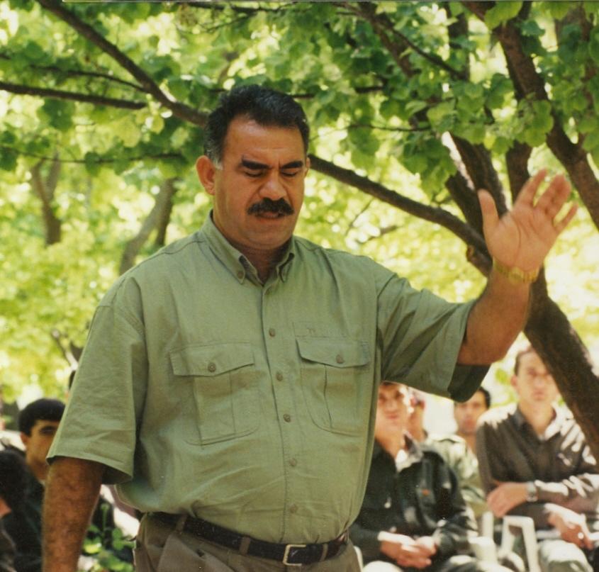 """Öcalan: """"Målet med de seneste videoer er at påvirke fredsprocessen og våbenhvilen"""""""