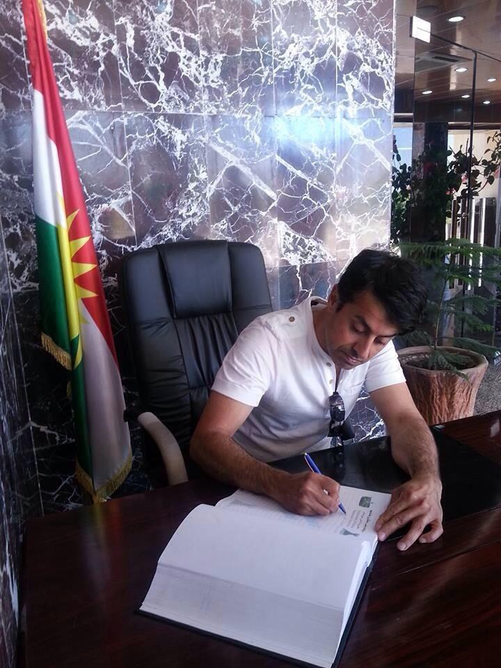 Kurdocide Watch kæmper for en verden uden kemiske våben