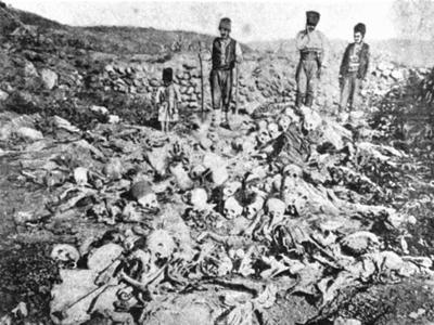 Den armenske smerte er snart 100 år gammel