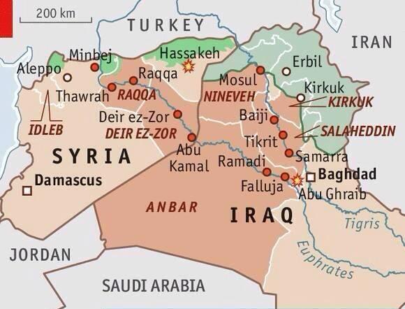 Kurdisk selvstyre er alternativ til diktatur og islamisme