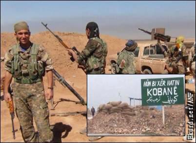 Kobanê: Byen der ikke overgiver sig til IS