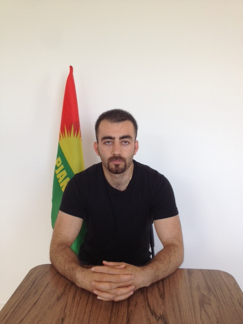 Yousefi: PJAK vil forhindre en ny massakre i Kurdistan