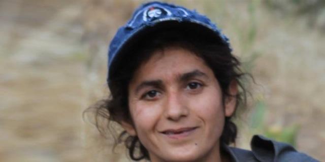 Journalist Deniz Fırat blev dræbt af ISIS' angreb i Maxmur
