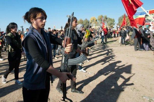 Folks-bataljon etablereret i Kobane