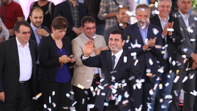 Selahattin Demirtas og udviklingen i tyrkisk politik