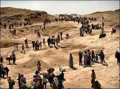 Kurdernes vanskelige frihedskamp
