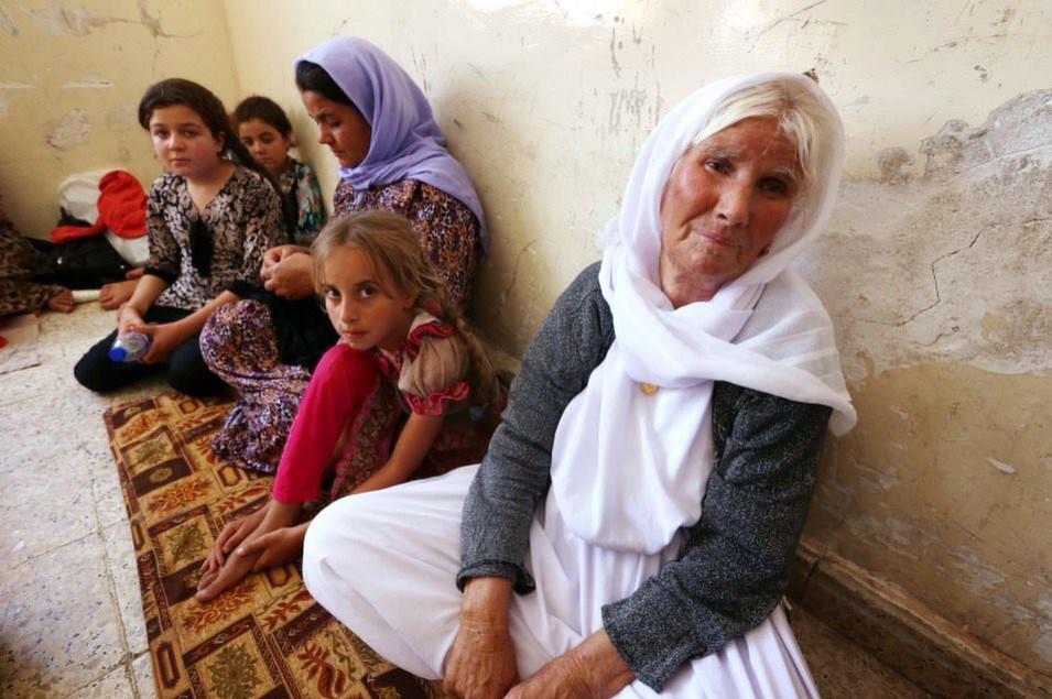 Soorat Jamshidi: Støt ezidier i Shingal