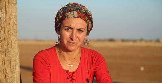 DBP-medlem såret ved grænsen til Kobanê