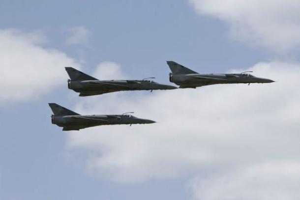 Tyrkiske kampfly udfører luftangreb mod PKK