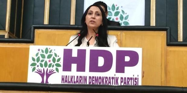 Yüksekdag: Regerings hadefulde ytringer mod HDP fortsætter
