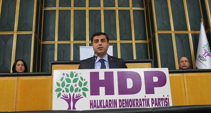 Demirtas: Vi ønsker fred i dette land