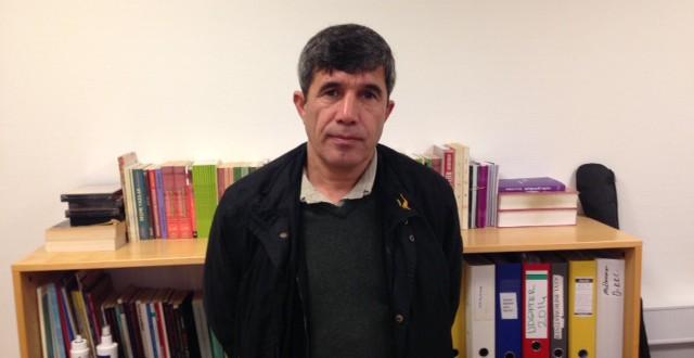 Interview med PYD's europæiske repræsentant, Zuhad Kobani