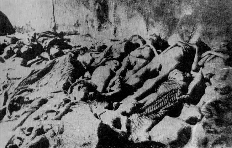 Den armenske smerte er 100 år gammel