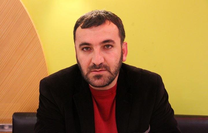 Ferhat Encü: Jeg er kommet for at få et svar