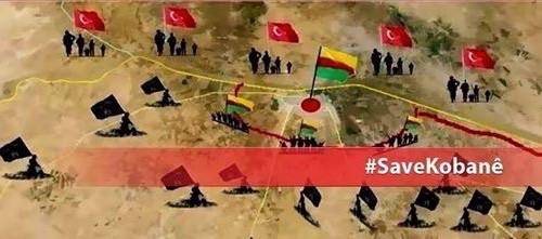 YPG: Tyrkiske styrker angriber os