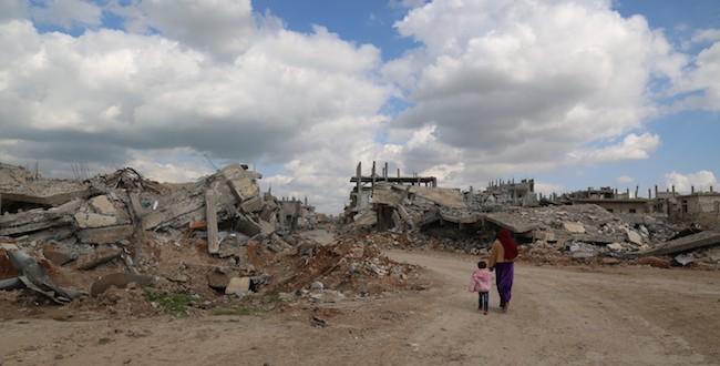 Crowdfunding side skal hjælpe genopbygningen af Kobané