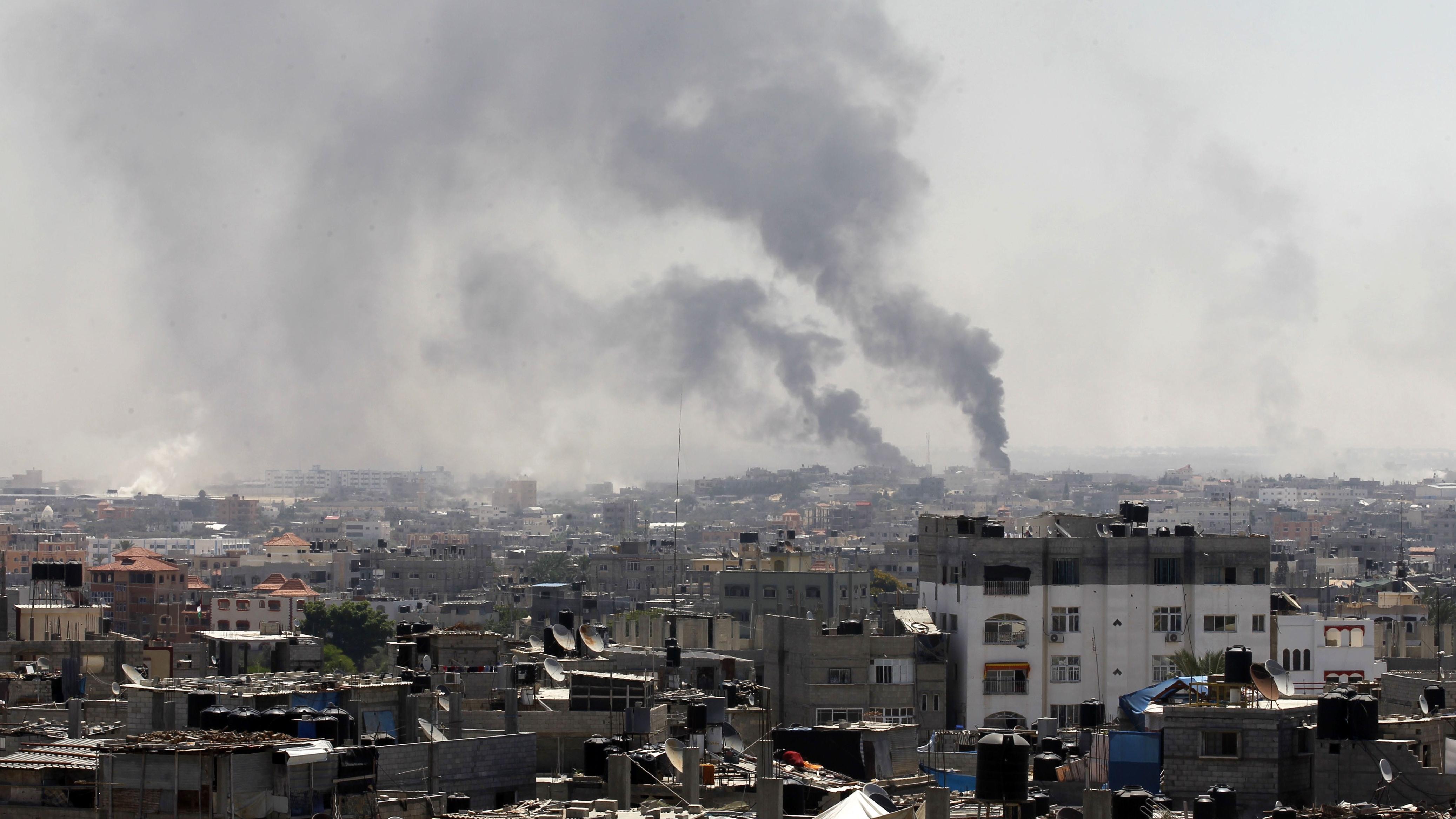 Amnesty: Stærke beviser for israelske krigsforbrydelser i Gaza