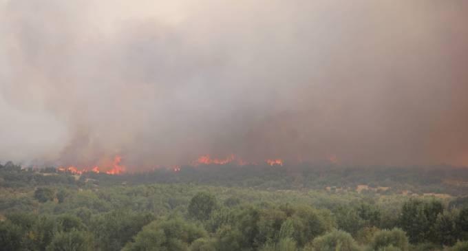 Nedbrændinger af kurdiske byer
