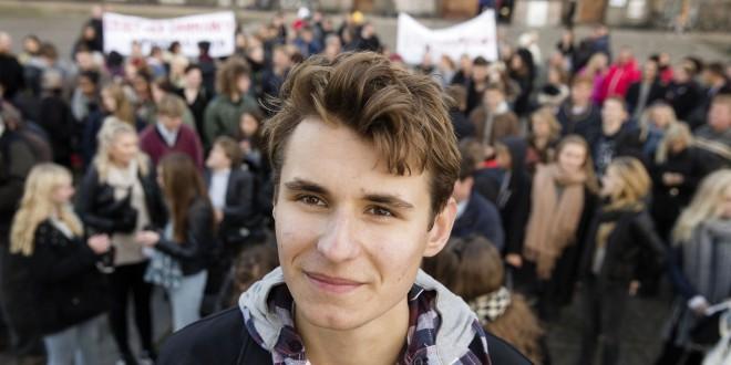 Den 18-årige gymnasieelev Almedin Fejzic udvises af Danmark