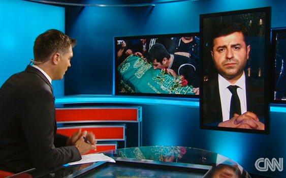 Demirtas til CNN: Regeringen har ansvaret for angrebet i Ankara