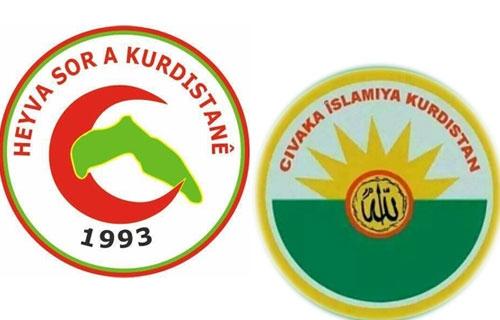 Organisationer hjælper folk i Sengal og Rojava