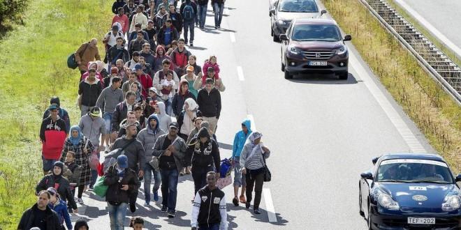 Mand sigtes for racisme efter spyt mod flygtninge