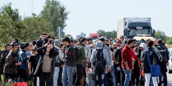 40 unge i slagsmål på omstridt asylcenter på Langeland