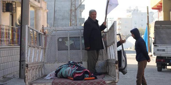 Journalist fra belejret kurdisk by Cizre: Hjælp os nu!