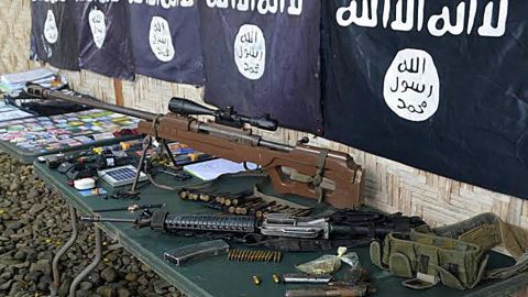 Over 40.000 mennesker fra 100 lande har sluttet sig til IS i Syrien og i Irak