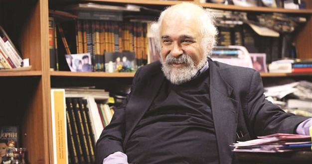 Mød den tyrkiske menneskerettighedsaktivist, forlægger og forfatter Ragip Zarakolu