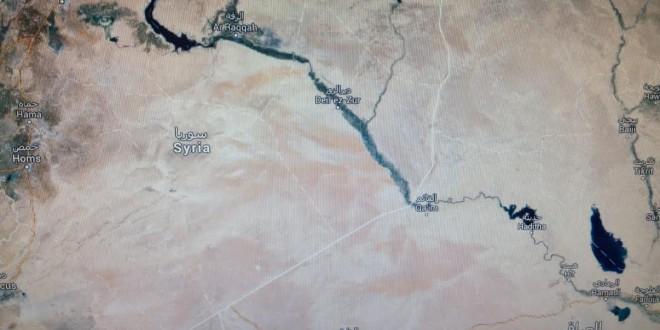 IS taber terræn i Syrien og Irak