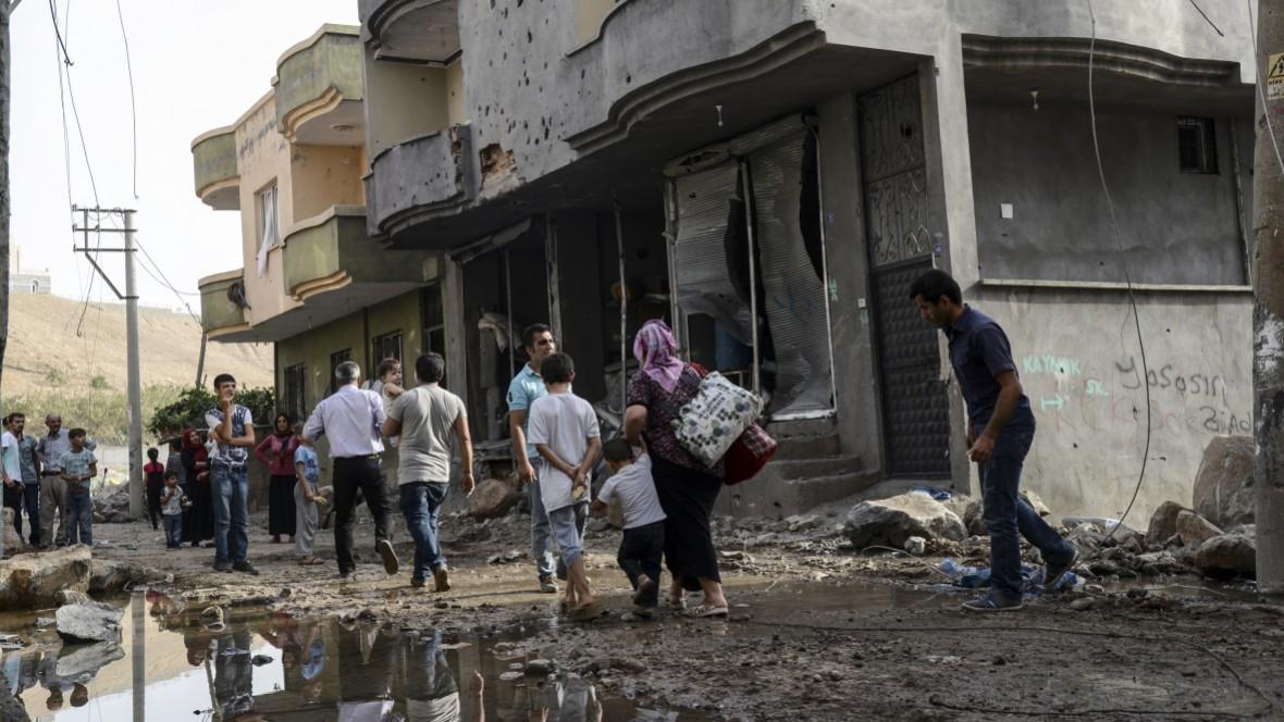Tilbage til 90'ernes tilstande i Tyrkiet