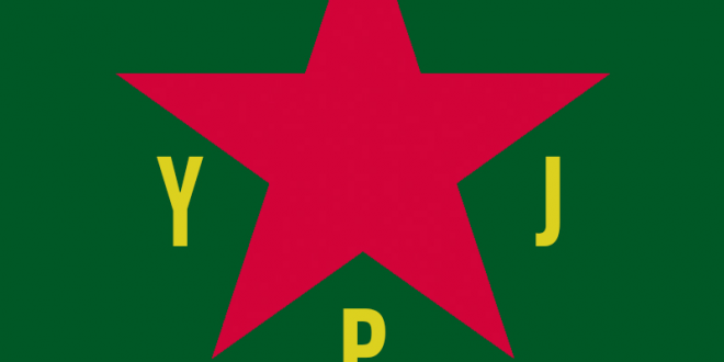 "YPJ: ""Vi støtter YPS-Jins kamp mod undertrykkelsen"""