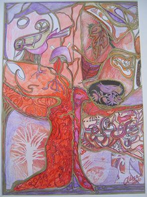Interview med Alice Faber, tegner og maler