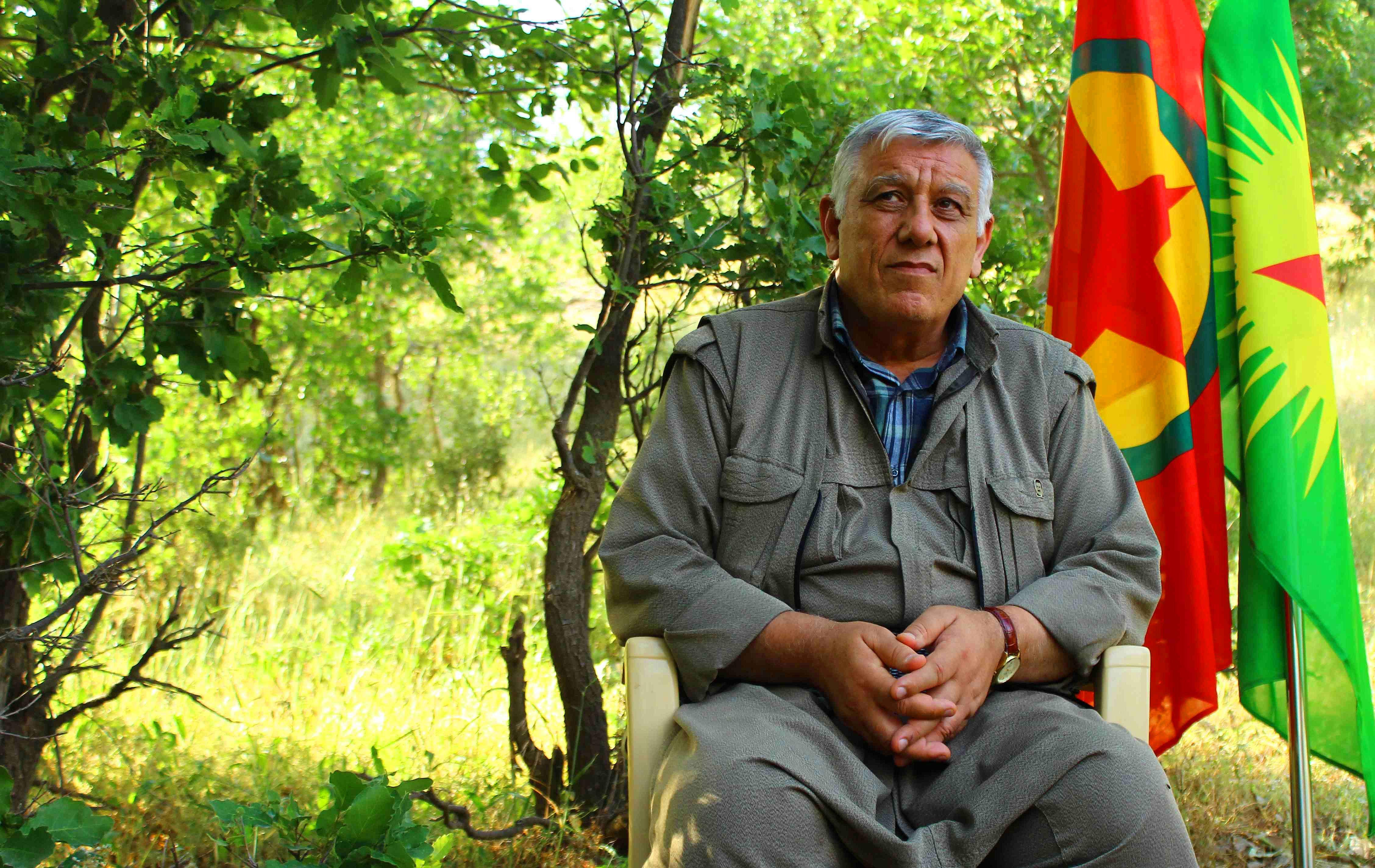 Bayik: Tyrkerne plyndrer, dræber og brænder