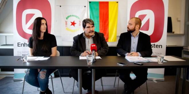 Enhedslisten: Støt heller kurderne og andre sekulære grupper  i Syrien