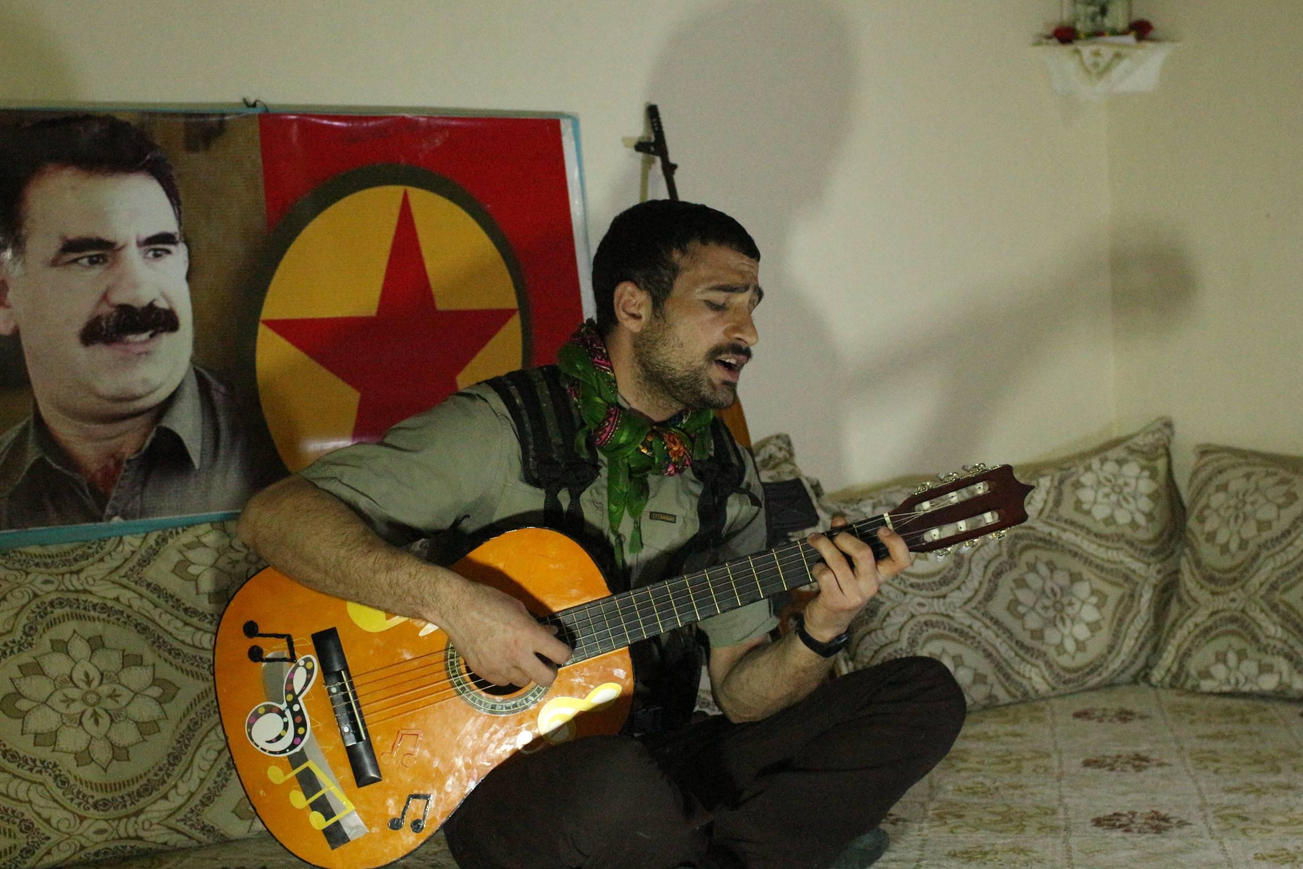 Forsanger fanget af tyrkiske styrker