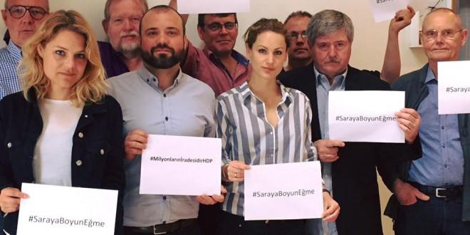 Enhedslisten: Folketinget skal kritisere retsforfølgelse af parlamentarikere i Tyrkiet