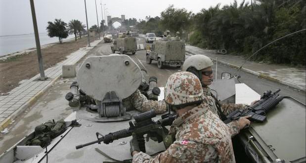 Forsvaret aner ikke, hvad der er sket med 360 fanger i Irak
