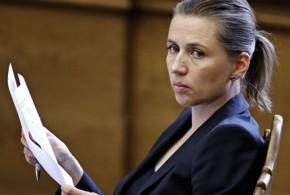 Mette Frederiksen lover at droppe omprioriteringsbidrag